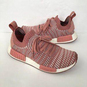Adidas NMD Sneakers R1 STLT Primrknit Ash Pink